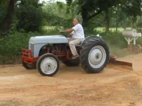 Timpson Tx 1948 Ford 8n Tractor For Sale 2 Youtube