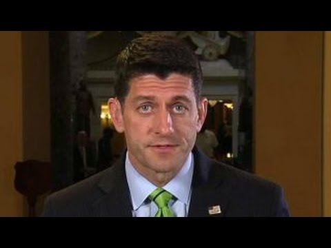 Paul Ryan enters the 'No Spin Zone'