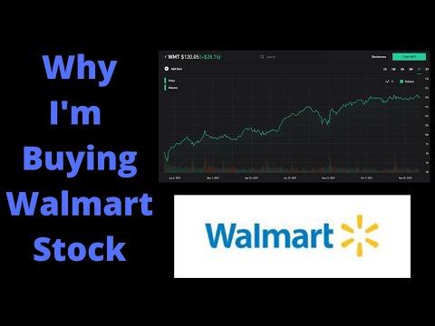I'm Bullish On WALMART Stock
