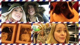 Supermarket Madness, Wrapping & Family Time! Vlogmas Day 23