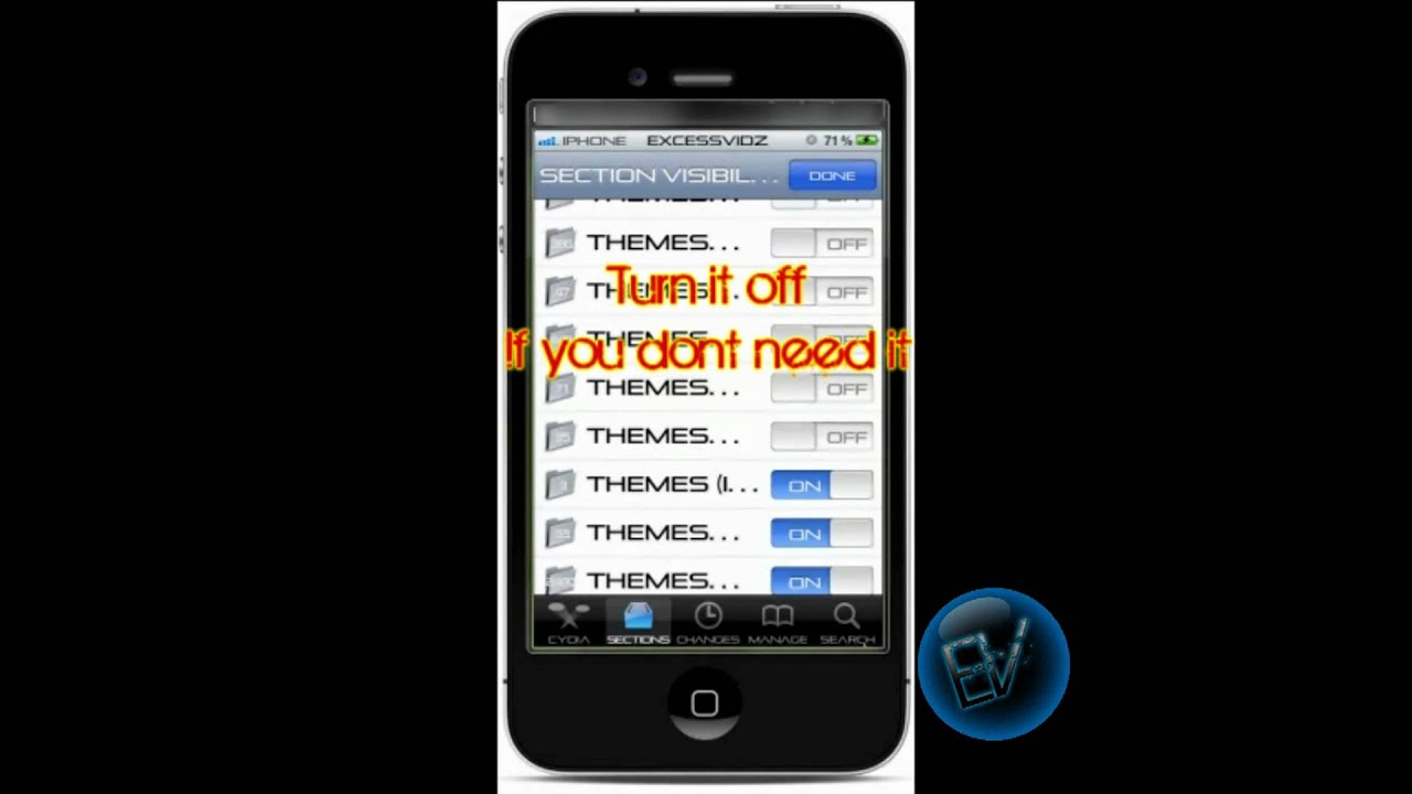 Make your cydia load 100000X faster WITHOUT BACKGROUNDER ...