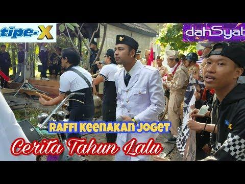 Tipe-X _ CERITA TAHUN LALU _ Live Dahsyat RCTI