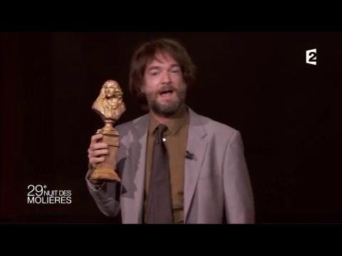 Sketch: Le Molière de l'échec de l'année (J. Lambert) - Molières 2017