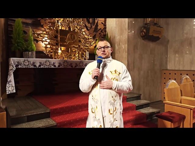 Roraty 2020 [#10] - 10 grudnia 2020 - Parafia św. Antoniego w Zduńskiej Woli