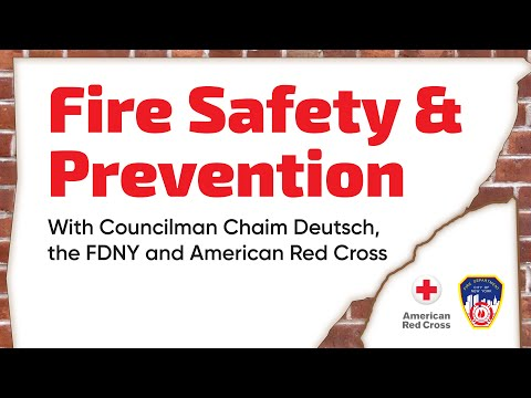 Fire Safety & Prevention Panel