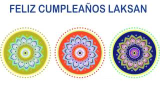 Laksan   Indian Designs - Happy Birthday
