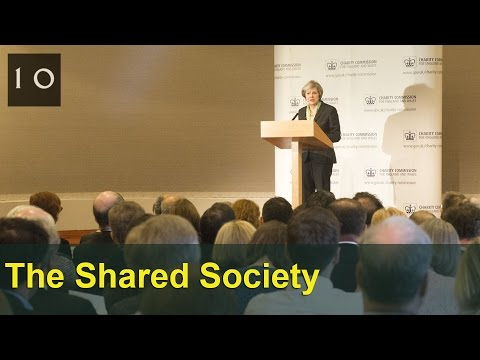 The shared society: Prime Minister's speech