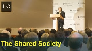 The shared society: Prime Minister\'s speech