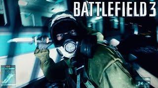 Jak to się kiedyś biegało po paryskim metrze - Battlefield 3