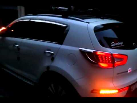kia sportage 2012 tuning youtube. Black Bedroom Furniture Sets. Home Design Ideas