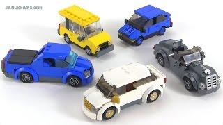 Custom LEGO Cars Dec. 17, 2014