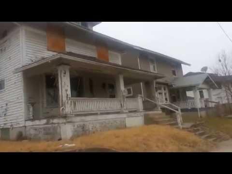 Walking Dead future set in Dayton, Ohio (Santa Clara Neighborhood)