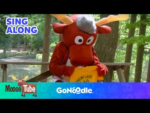 Wishy Washy Washer Woman - MooseTube | GoNoodle