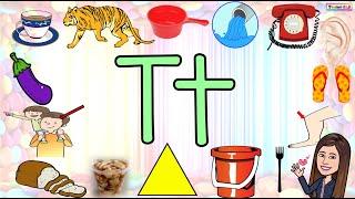 Letrang Tt (Letter Tt)