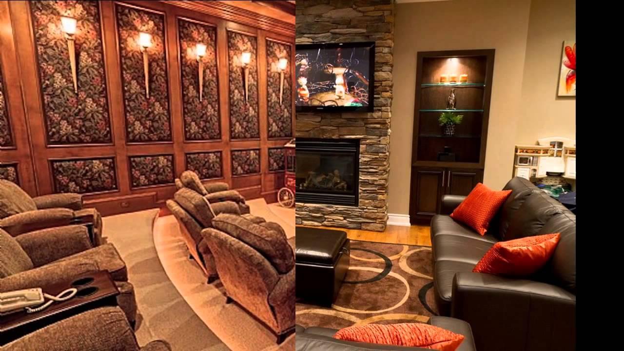 Home Theater Flooring Ideas