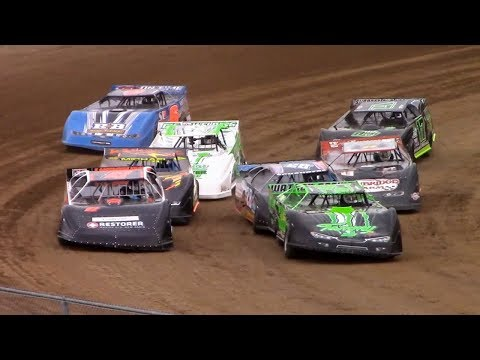 RUSH Crate Late Model Heat Two | McKean County Family Raceway | 5-5-18