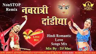 Navratri Romance Dandiya Mashup - Dj Mac - Full Dhamal Garba Song 2018