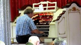 Theatre Organ: Ragtime Dance (Joplin)
