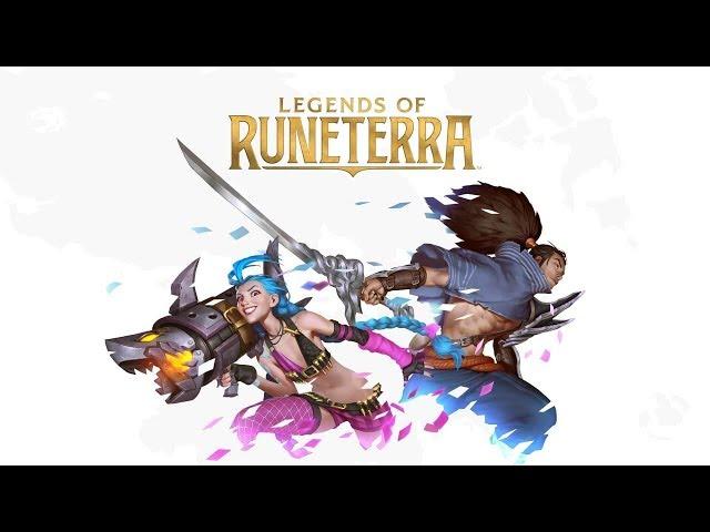 Legends of Runeterra Gameplay PT BR  - LoR