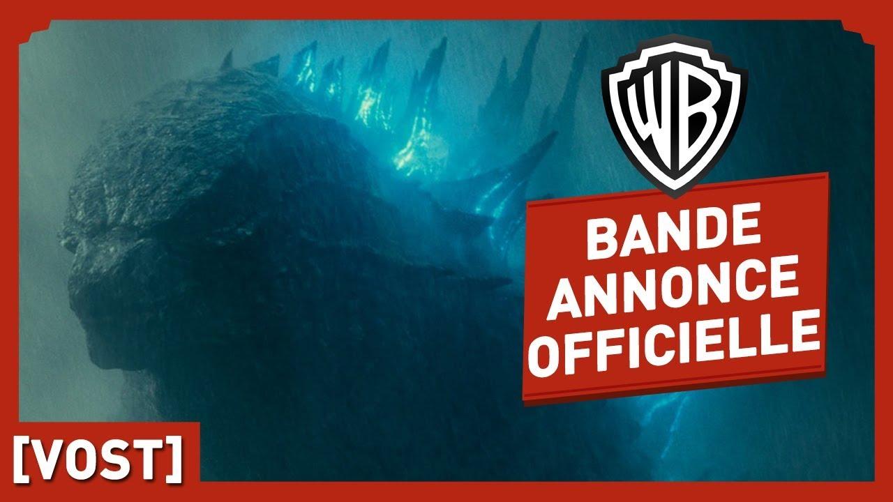 Godzilla II - Roi des Monstres - Bande Annonce Officielle (VOST) - Vera Farmiga / Millie Bobby Brown