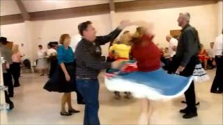 Major Keys Square Dance - Jan 24, 2015