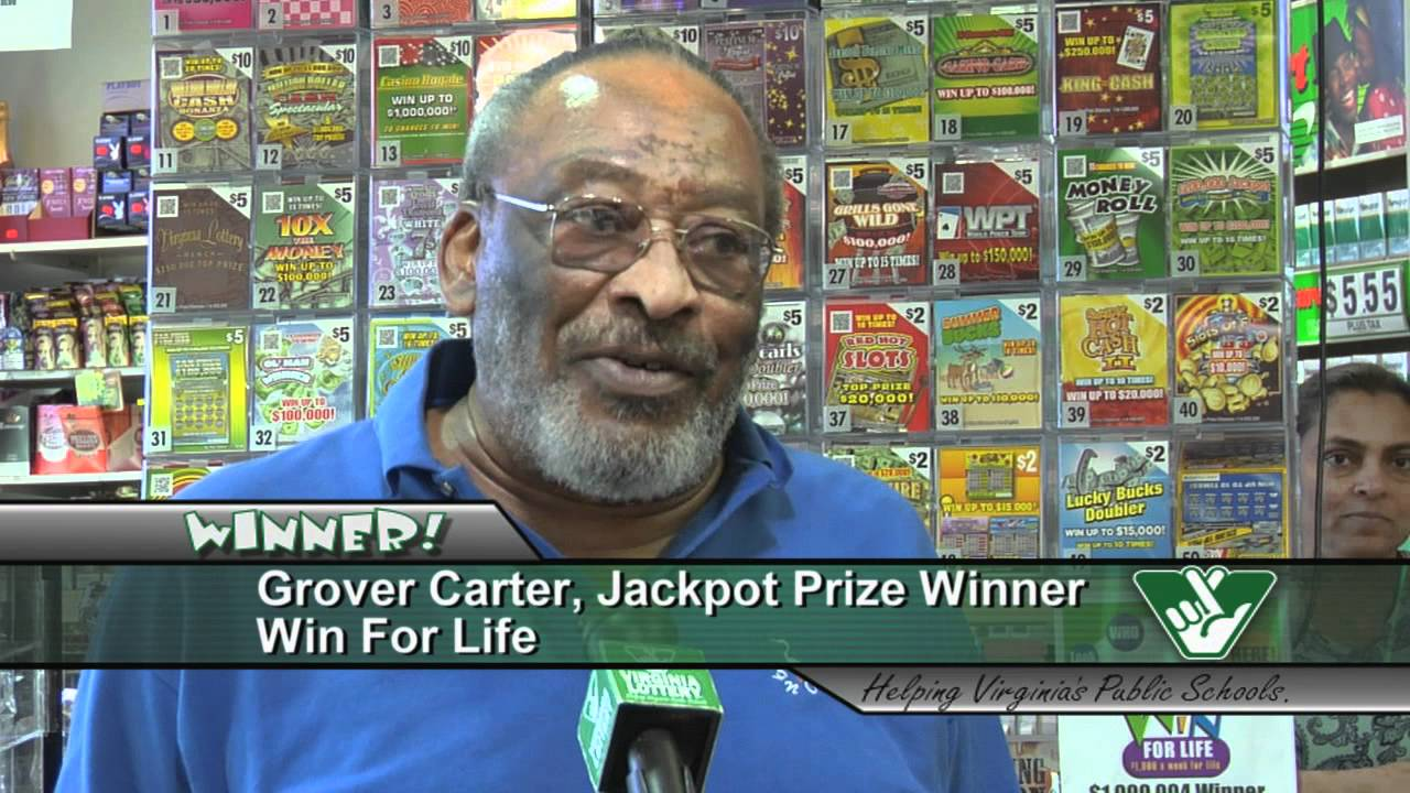 Hampton Man Wins $1,000 A Week For Life!