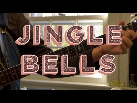 Jingle Bells - Bluegrass Banjo Lesson