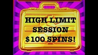 ⭐️FULL SESSIONS ⭐️HANDPAY LIGHTNING CASH HIGH STAKES  ⚡️LINK MAGIC PEARL $100 SPINS ⭐️SLOT MACHINES