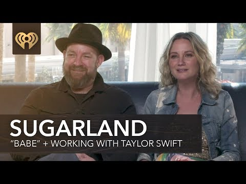 Sugarland Babe Feat Taylor Swift + Working With Taylor  Exclusive Interview