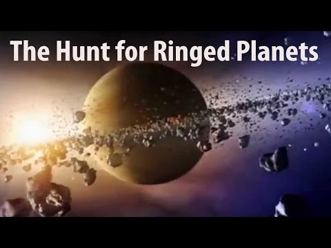 Space Documentaries - The Hunt for Ringed Planets (Science Documentaries)