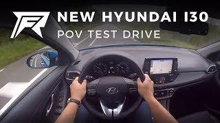 2017 Hyundai i30 Wagon 1.4 T-GDI - POV Test Drive (no talking, pure driving)