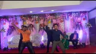 Tina's Sangeet 1 (Malhari)