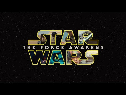 THE FORCE AWAKENS In-Depth Review! (Corey Vidal, Wheezy Waiter, Michael Aranda, and Corrado Coia)