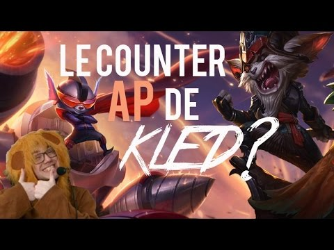 Rumble , le counter Ap de Kled ?