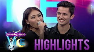 GGV: JaDine plays the Letter Game