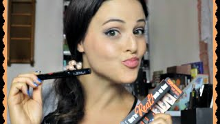 Benefit They're Real! Push Up Liner Review, Demo, And Giveaway! * Jen Luv's Reviews *