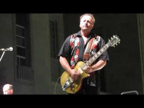 David Gogo - Thrill Is Gone - West Coast Blues Goderich 2016