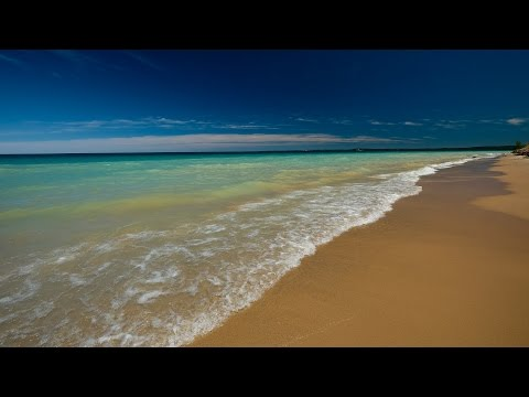 Lake Michigan Beach at Sleeping Bear Dunes