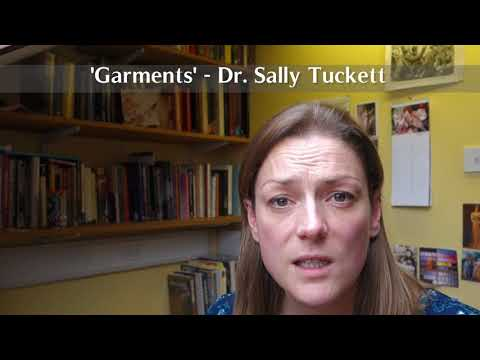Enslaved People's clothing - Dr. Sally Tuckett