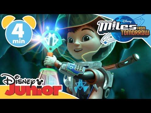 Miles from Tomorrow | The Musical Alien | Disney Junior UK