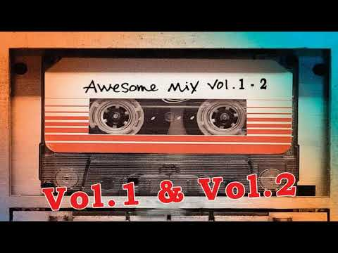 Download Guardians of the Galaxy Awesome Mix Vol 1 Vol 2