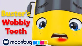 Buster's Wobbly Tooth | Go Buster! | Kids Stories and Fairy Tales for Kids