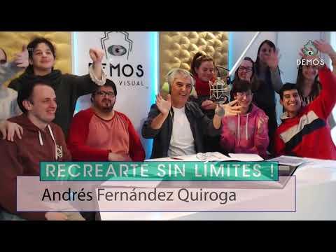 Hasta La Próxima RECREARTE SIN LÍMITES Conduce Guillermo García Arias