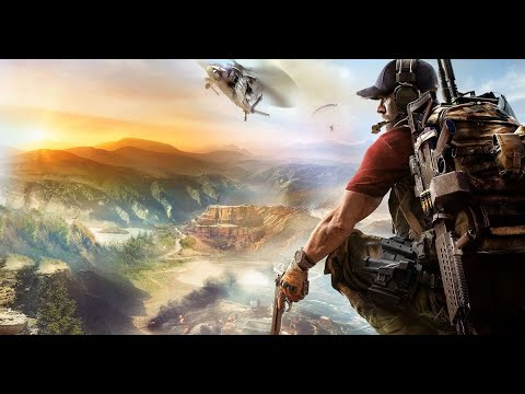 Tom Clancy's Ghost Recon Wildlands Extreme + No Hud (The Casino Mission) |