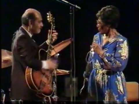 Ella Fitzgerald and Joe Pass - Ellington/Jobim Medley