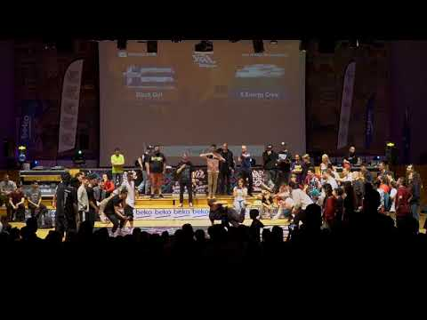 Black Out (Greece) VS X-Energy Crew (Bulgaria) - BOTY Balkans 2019 Crew Final Battle