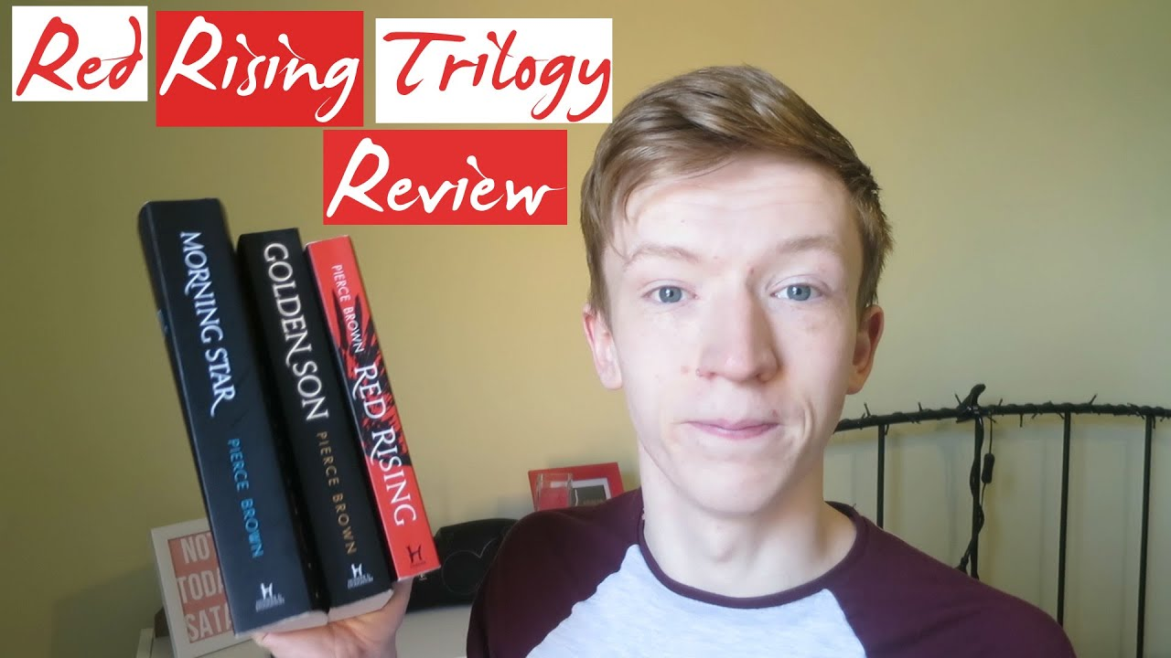 Red Rising Series Review - My Favourite Trilogy Of All Time?