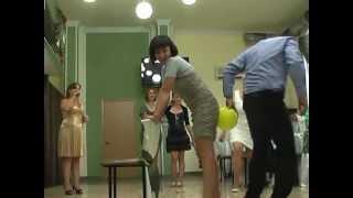 Прикол на свадьбе с шариками