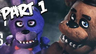- Unreal Shift at Freddys Part 1 INSANE JUMPSCARE GOLDEN FREDDY EASTER EGG