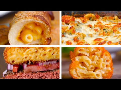 7 Recipes For Mac 'N' Cheese Lovers